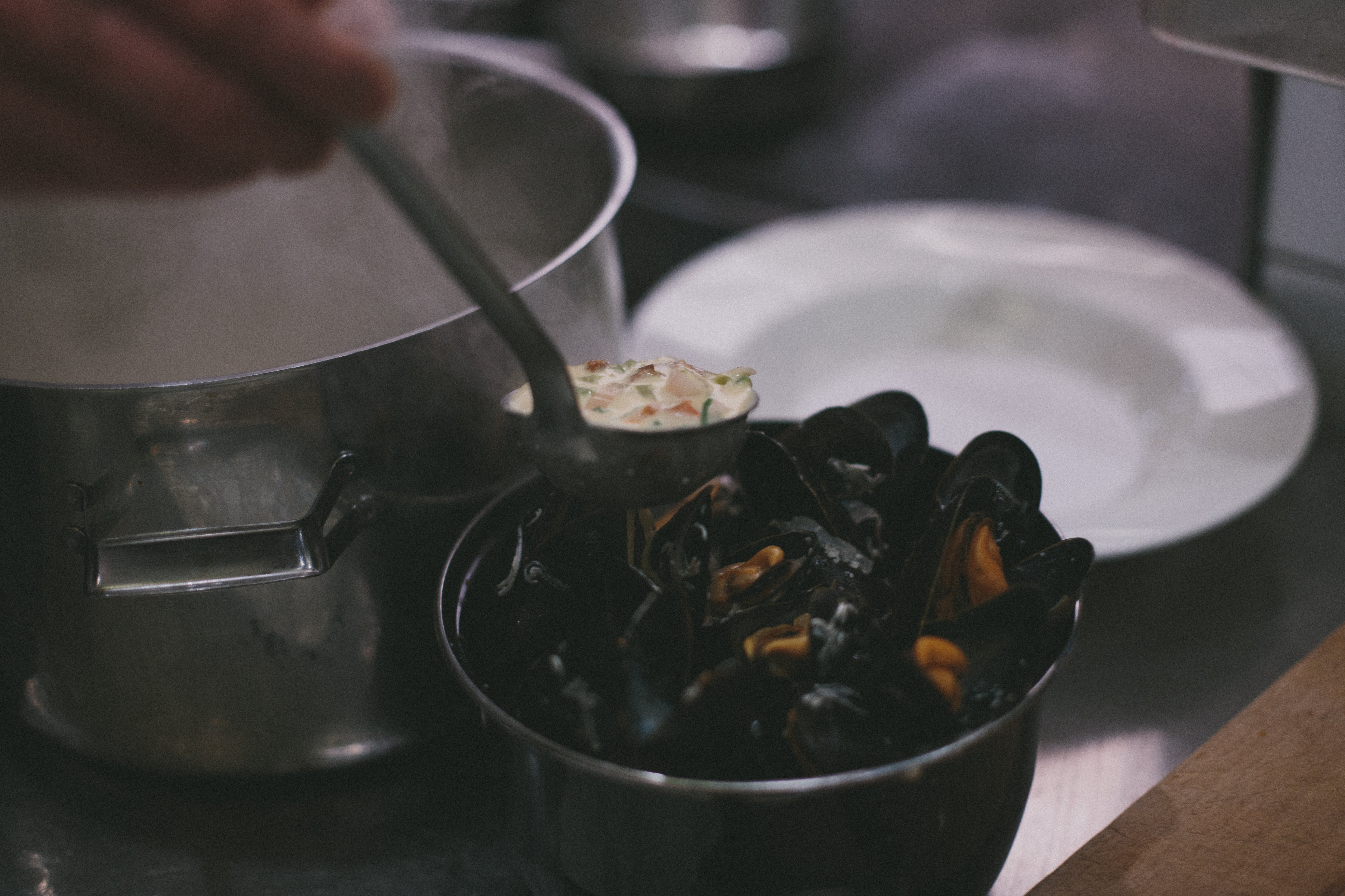 Moules with Snøfrisk<sup>®</sup>